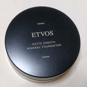 つけていることを忘れるファンデーション ETVOS マットスムースミネラルファンデーション