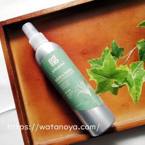 リピ確定!グラブグリーン( Grab Green )ルーム&ファブリックスプレー、ベチバーの瞑想的でウッディーな香り