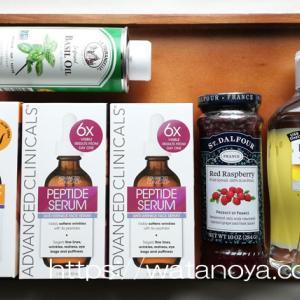 iHerb 購入、待望のラ・トウランジェルのバジルオイルとアドバンスドクリニカルズの美容液2種、他