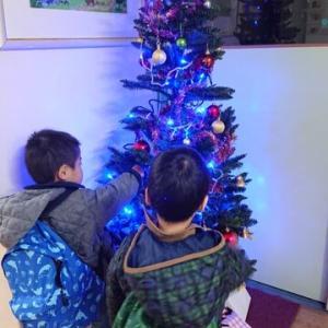 3歳児とクリスマス