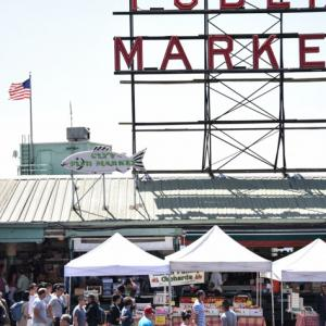 Pike Place Market 2  - パイクプレイスマーケット2 -