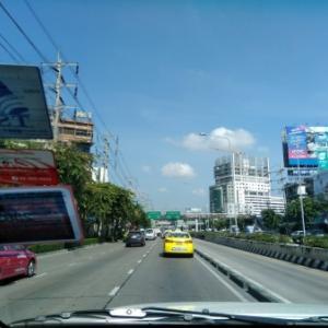 バンコク近郊、日帰りドライブ(1)