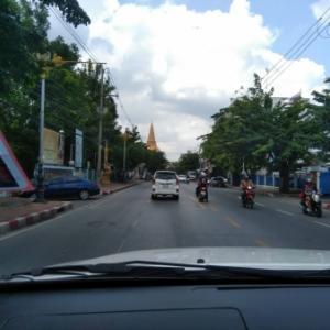 バンコク近郊、日帰りドライブ(2)