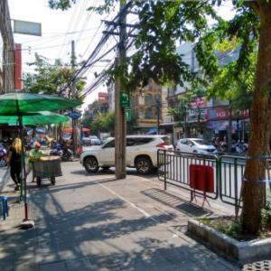 すでに懐かしきバンコクの風景