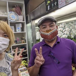 ママかぐや協力店『(有)大木生花店』