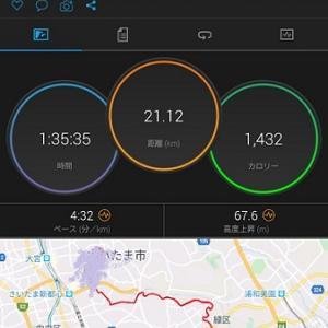 【さいたま国際】3~2週前トレーニング(調整期)ミドルロング、低酸素、ファルトレク、ストライド