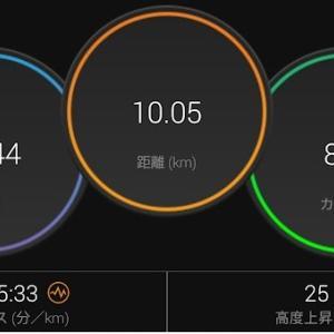 10/4 (ヴァーチャル)ロンドンマラソン2020の走り方