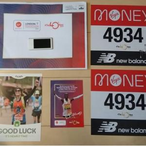 V・ロンドンマラソン2020振り返り(その1/全3編:所感(ヴァーチャル良し悪し)、GPS誤り)