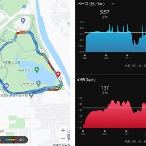 【Road to 奈良マラソン】9月4週(111km)ロング26K、LTインターバル、坂道トレ