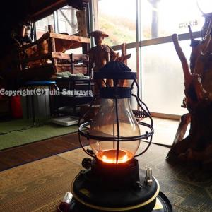 岩手の国見温泉で自炊と食堂、仲間旅2