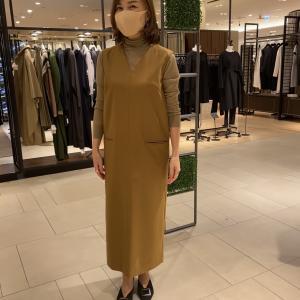 アラフィフでも着れるジャンパースカート
