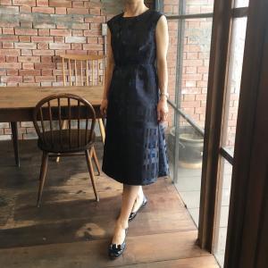 インポート生地のオーダーメイドの洋服が出来上がりました