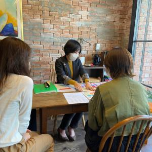 【パーソナルカラー養成講座】yukoさんの実践講座