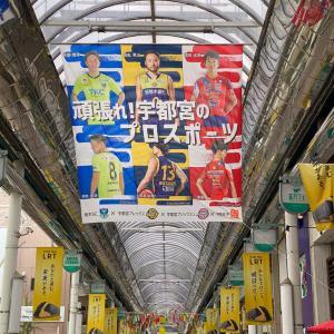 宇都宮ロードのポスター掲出活動へ