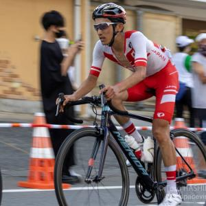 東京2020オリンピック自転車競技男子ロード(後半)