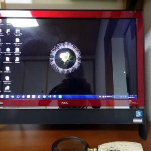 私の玩具 Windows7のパソコンも今日でおしまい
