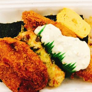 ホカホカのお弁当をデリバリー@ケンコー食品ラーメン