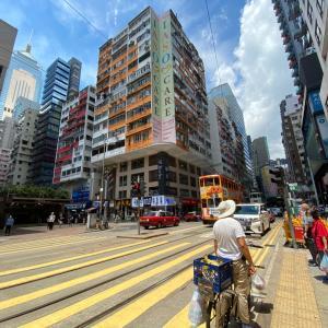 香港は今歴史に残るシィーーーーン