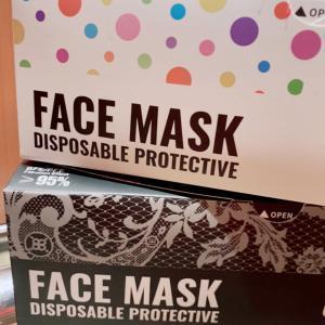アチャーまた見つけてしまった、可愛いマスク