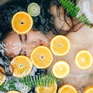花嫁に捧げる香り「柑橘の女王」