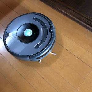 我が家にもついにロボットが来た