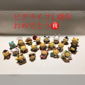 ピグライフ1 周年おめでとう〜!
