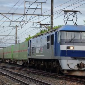 18/06/09 54レ EF210-101 8091レ EF210-108