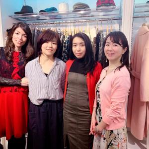 神戸元町・ファッションツアー、色気のある女になる洋服選び