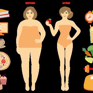 ダイエットに成功する人と成功しない人の差