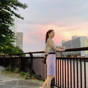 夏の神戸で、ナンパされる歩き方が学べるレッスン