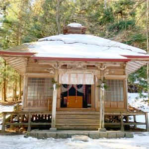 潮山神社②
