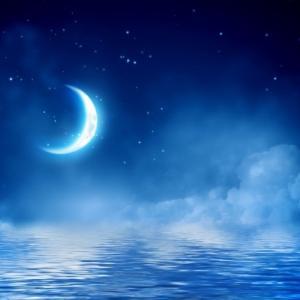 明日は蟹座の新月一斉ヒーリングです。