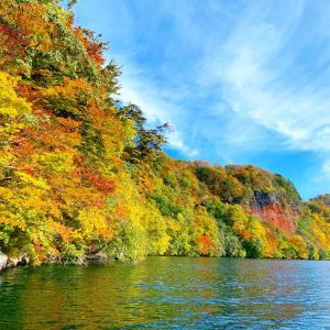 十和田湖のパワースポット【神代ケ浦・キリスト像】