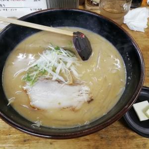 らーめん 信玄(南6条店)(2019年3月6日)