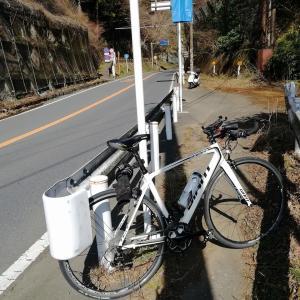 大垂水峠から相模湖(2020年2月24日)