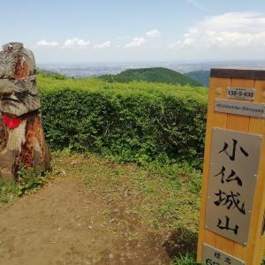 高尾山~城山~相模湖(2020年5月30日)