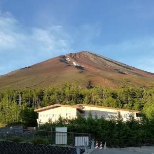 富士登山2018(2018年7月3日)