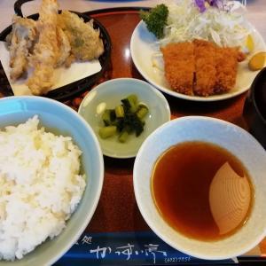 和食処かっすい亭(2018年9月22日)