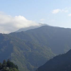 中津明神山(10月6日)