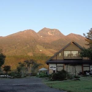 妙高山(10月17日)