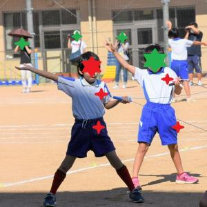 4年生の運動会