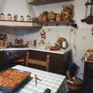 ウンブリアのキッチン