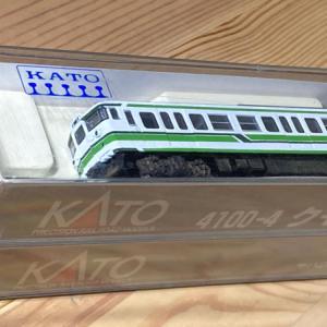 KATO 115-1000系(旧製品)のLED化