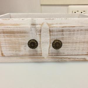 ダイソーのインテリア収納ボックス