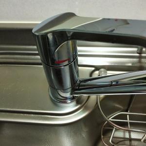 簡単!シンクの水栓の溝の掃除