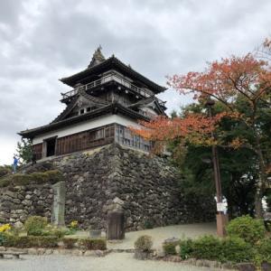 日本100名城 丸岡城