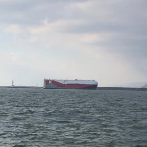 名古屋港 周航