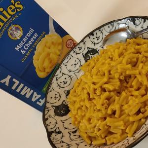 マカロニチーズが食べたいお!大成功☆やったねアニーズ!