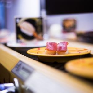 回転寿司?