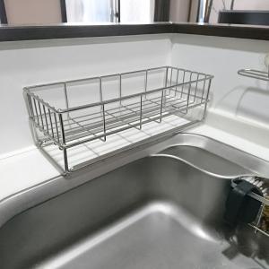 ■キッチンのスペース問題!水切りかご vs 調理スペース